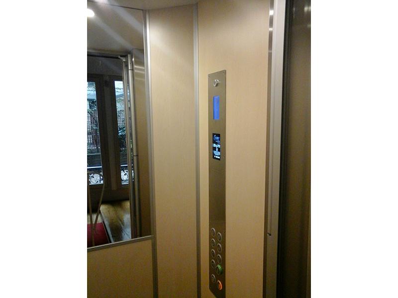 Rénovation ascenseurs