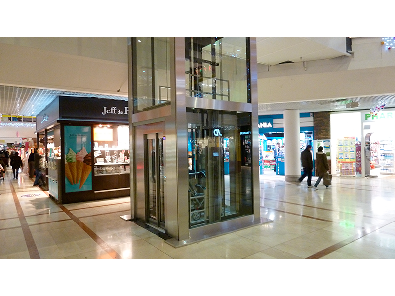 Centro comercial O' PARINOR