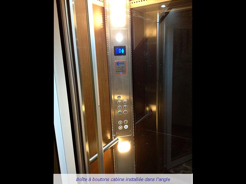 Ascenseur 225 kg sur 7 niveaux